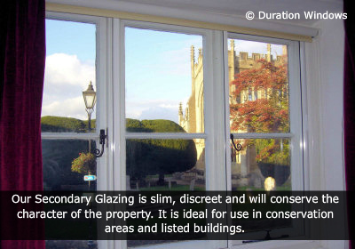 London Secondary Glazing Secondary Glazing
