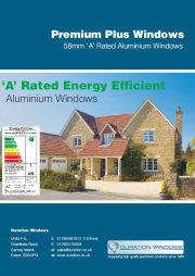 A Rated Aluminium Window