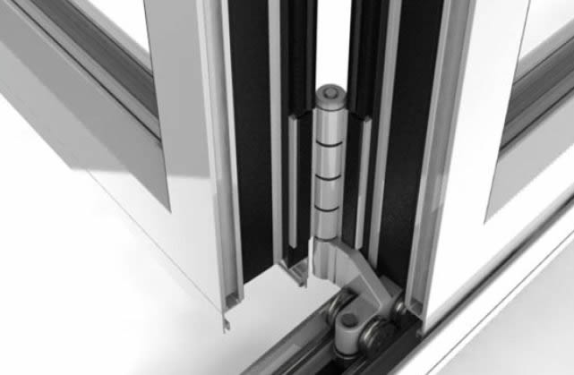 High Quality Exterior Doors Jefferson Door: Continental Aluminium Bifold Doors, Hardware