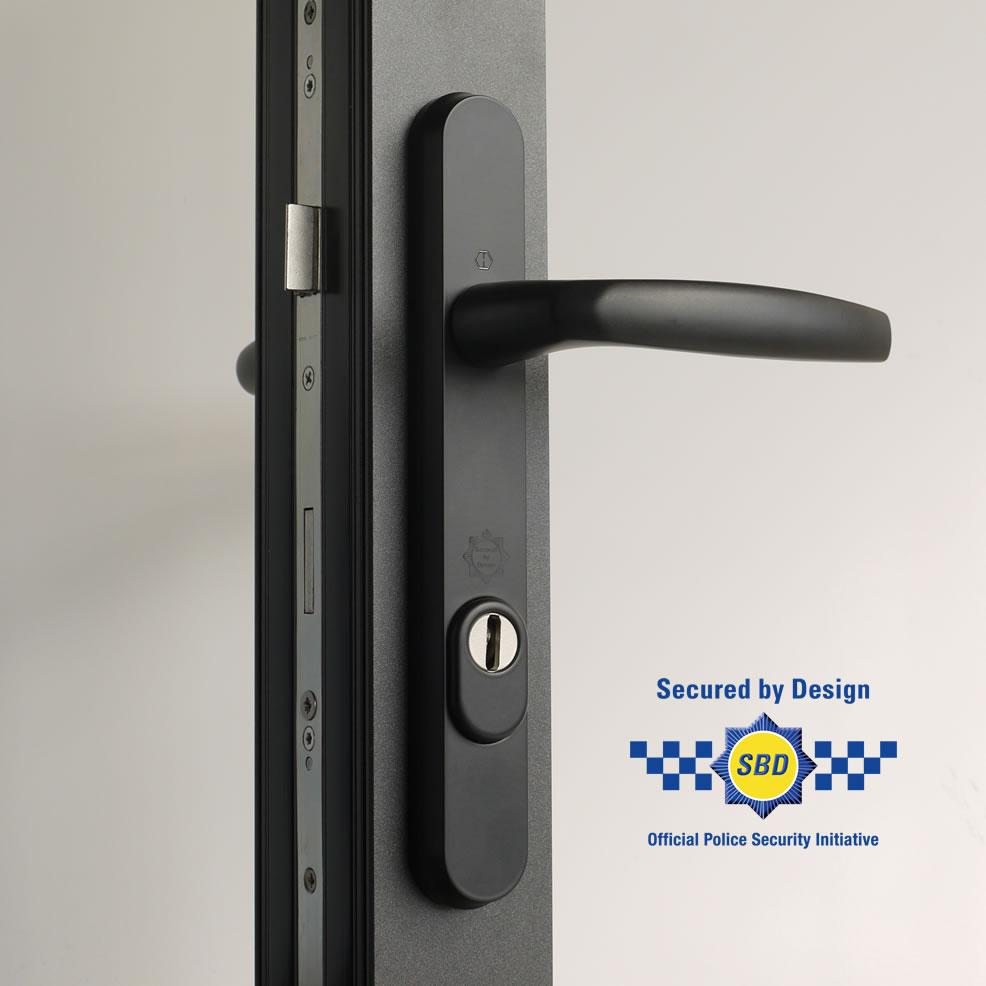 Emperor Concealed Bifold Doors Hardware Duration Windows