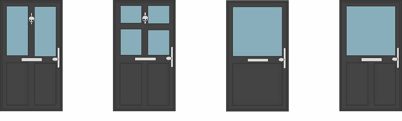 Premium Plus Aluminium Doors | ALUK 58BD Plus Doors ...