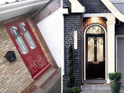 Smarts Residential Aluminium Doors Hardware Options