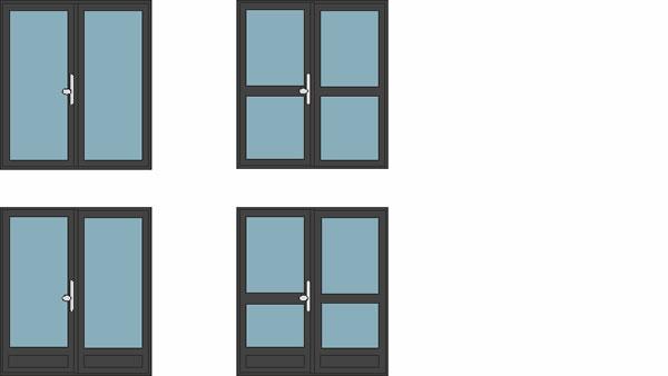 Smarts Residential Aluminium Doors Styles And Designs