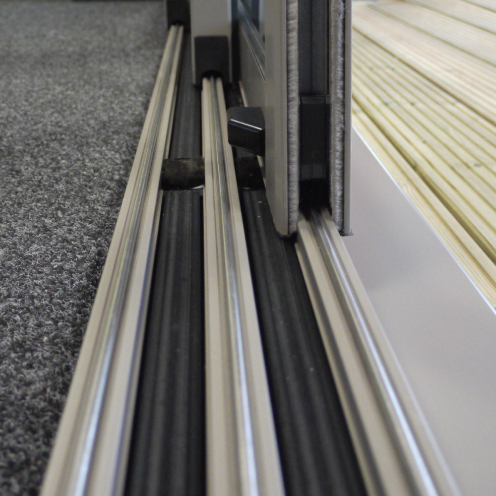 Duraslide 2000 Aluminium Sliding Patio Doors Hardware And