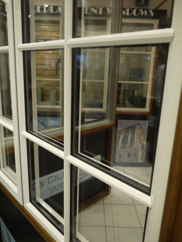 Clip On A Shaped Astragal Bars Duration Windows