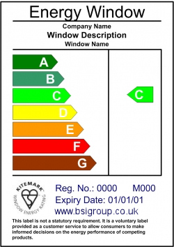 Window Energy Ratings Wer A B C Rated Windows