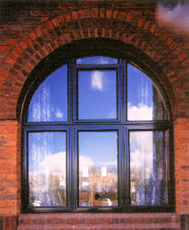 Curved Aluminium Windows What Products Can We Curve