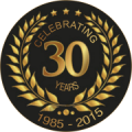 This year we will be celebrating our 30th Birthday