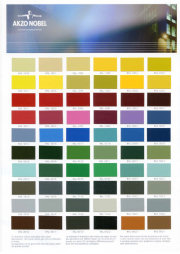 RAL Colour Range Brochure