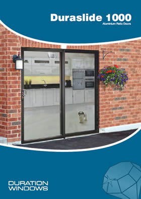 Aluminium Duraslide 1000 Patio Doors Brochure