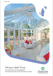 Pilkington Activ™ Self Cleaning Glass Brochure