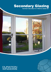 Secondary Glazing Brochure