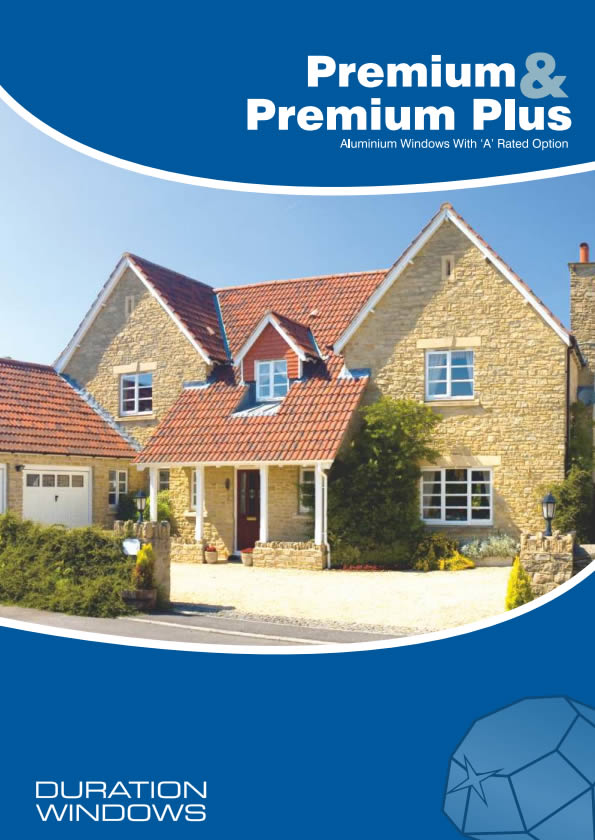 Premium & Premium Plus Windows Brochure