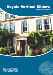 Royale Sash Windows Brochure