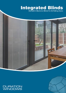 Integrated Blinds -NEW for 2019