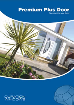 Premium Plus Aluminium Entrance Doors Brochure
