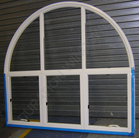 Curved Aluminium Products