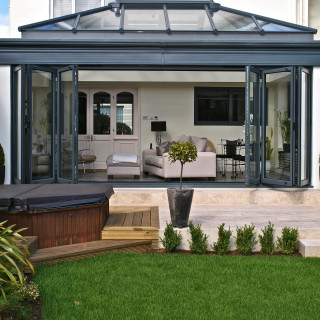 Continental Aluminium Folding Doors