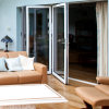 Continental Bi-Folding Doors