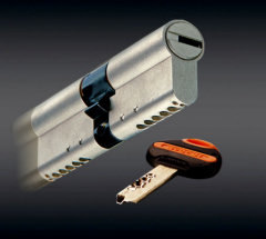 High Security Anti-bump Locking Cylinder