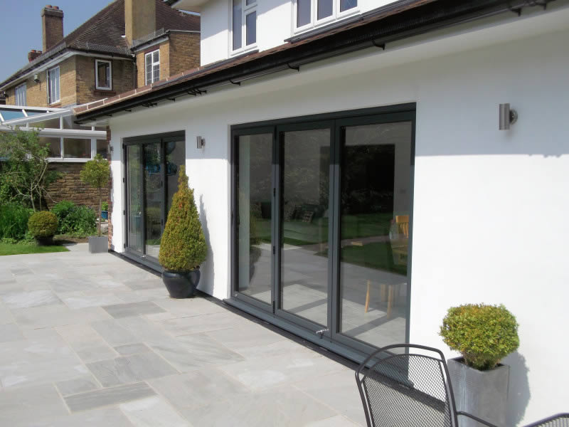 Good Aluminium Bifolding Doors Folding Sliding Doors Bifold Doors