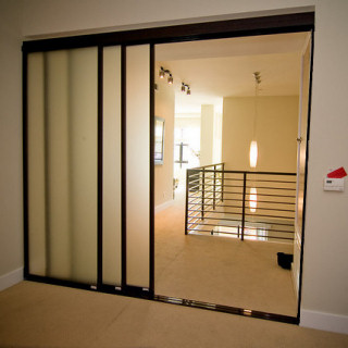 Aluminium Internal Sliding Room Dividers