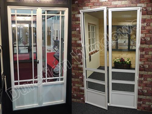 Heritage Balcony Doors & Duration\u0027s Heritage doors | Metal doors | Alternative to Steel doors ...