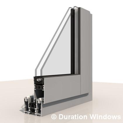 Duraslide 2000 Aluminium Sliding Patio Doors Duration Windows
