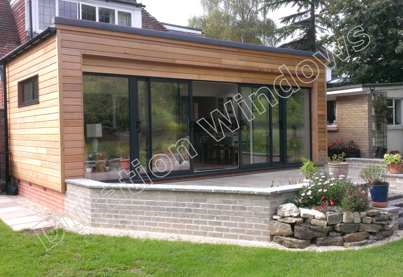 Duraslide 2000 Aluminium Sliding Patio Doors