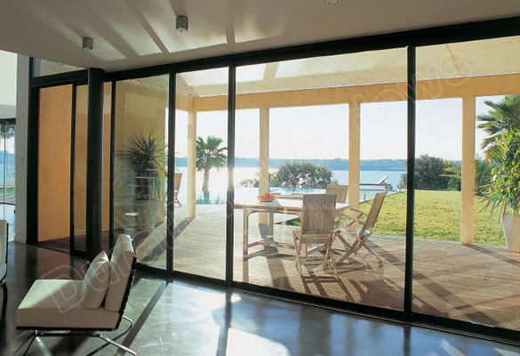 Penthouse Plus Aluminum Sliding Patio Doors