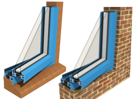 Beaufort Premium Windows onHover Pic