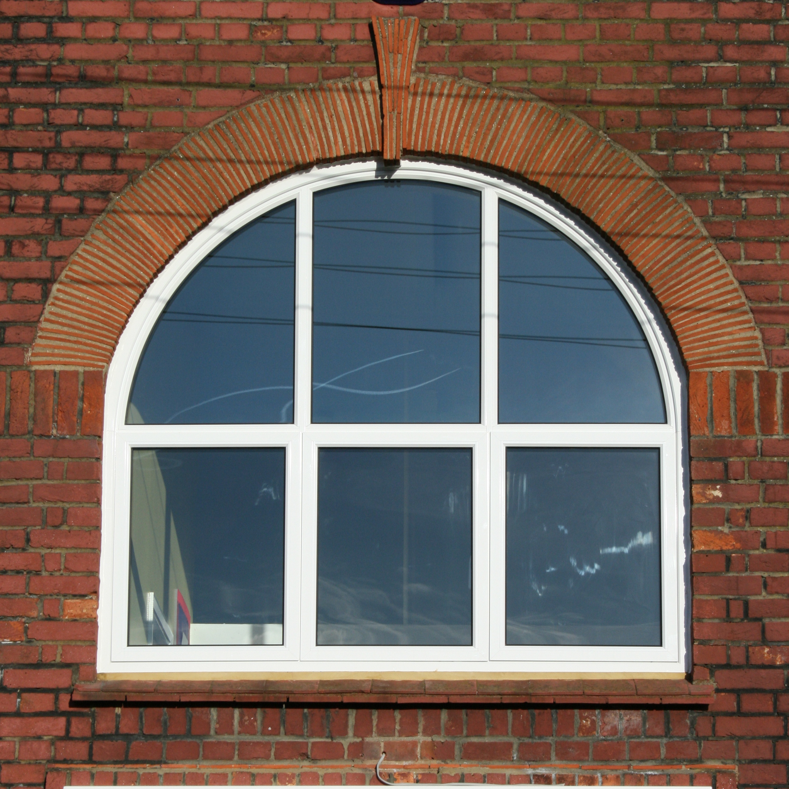 French casement windows photos houzz - Curved Shaped Aluminium Windows