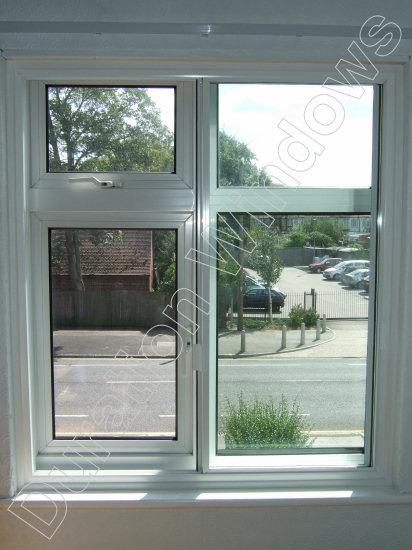 Horizontal Sliding Secondary Glazing Glass Options