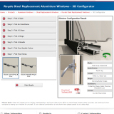 Design your Royale Steel Replacement Windows