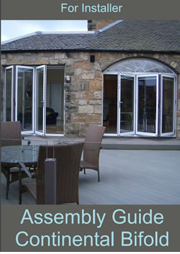Continental Folding Doors Assembly Guide & Technical Support | Technical Document Downloads | Bi-folding ... pezcame.com
