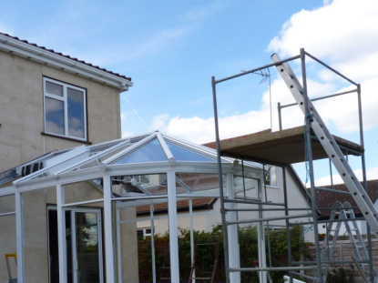 Aluminium Roof | Onsite Instruction Service | Personal Tuition