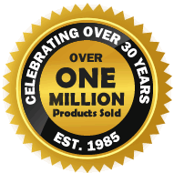 Over One Million Products Sold