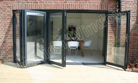 Aluminium Velux Style Roof Windows Bifold Doors  Duration Windows   Aluminium Windows and Aluminium Doors Trade  . Folding Exterior Doors Uk. Home Design Ideas